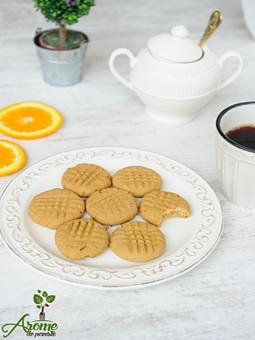 Fursecuri cu portocale – fara gluten