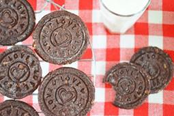 Biscuiti cu cacao, fara gluten